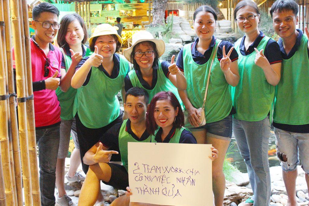 team building phu yen