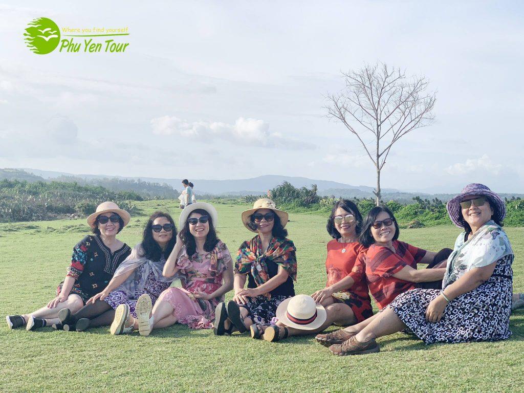 thăm xứ hoa vàng Phú Yên